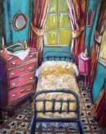 La habitación turquesa