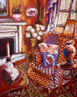 El sofá a cuadros